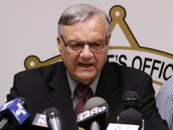 Maricopa County Sheriff Joe Arpaio sent a volunteer cold-case posse member to Hawaii to investigate documents about President Obama's birthplace.