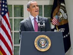President Obama announced on June 15 that the U.S. will stop deporting young law-abiding illegal immigrants who satisfy broad criteria.
