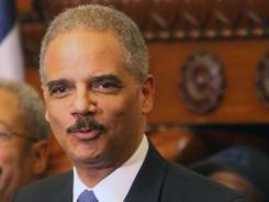 "Holder: House panel voted 23-17 to hold him in contempt over the ""Fast and Furious"" program."