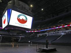 The Democratic National Convention, set to be held in September at the Time Warner Cable Arena in Charlotte, has been hit by logistical issues in recent weeks.