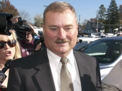 Former Penn State vice president Gary Schultz is charged with lying to a grand jury and failing to report child abuse.