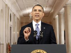 Obama: The court &quot;reaffirmed a fundamental principle that here in America  in the wealthiest nation on earth  no illness or accident should lead to any family's financial ruin.&quot;