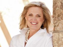 Ann Romney brings lessons from her 14-year battle with multiple sclerosis.