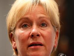 Interior Department Acting Inspector General Mary Kendall is accused of a conflict of interest relating to the Obama administration's 2010 deepwater drilling moratorium.
