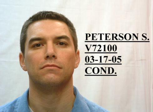 Scott Peterson appeals death sentence