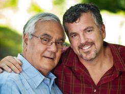 Rep. Barney Frank, D-Mass., left, and Jim Ready were married Saturday in a ceremony officiated by Massachusetts Gov. Deval Patrick in Newton, Mass.