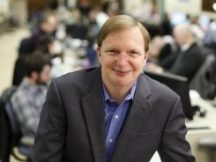 Jim Messina directs President Obama's re-election campaign.