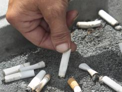 More states are trying to prevent the spending of welfare cash on cigarettes.