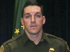 U.S. Border Patrol agent Brian Terry died Dec. 14, 2010, in a gunfight with suspected Mexican drug cartel members near Nogales, Ariz.