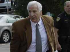Former Penn State assistant football coach Jerry Sandusky is facing life in prison after being convicted of 45 charges in his sex abuse case.