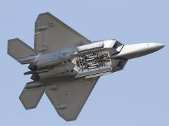 Members of Congress are concerned about an oxygen-deficit problem on F-22 fighter jets.