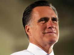 Securities and Exchange Commission filings and campaign-finance disclosures show that Mitt Romney, the likely GOP nominee, was listed as Bain Capital's CEO and sole owner from 1999 to 2002. Romney has said he stepped away from his duties at the private equity firm during those years.