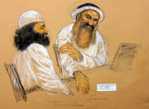 Khalid Sheikh Lawyer Khalid Sheikh Mohammed Right