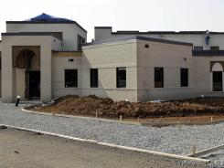 This May 29 photo shows the Islamic Center of Murfreesboro in Murfreesboro, Tenn.