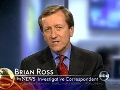 A 2005 photo of ABC News reporter Brian Ross. Ross initially linked the Colorado killer to the Tea Party, but later retracted the statement.
