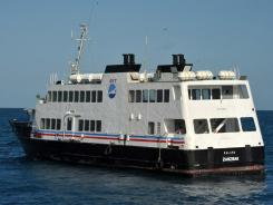 The MV Kalama is the sister ship to the MV Skagit, which carried more than 200 people when it sank this week.
