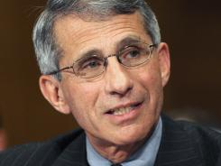 """Implement what science has given us,"" says Anthony Fauci, director of the National Institute of Allergy and Infectious Diseases."