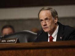 Sen. Tom Carper, D-Del., says the House's &quot;refusal or inability to act is making a bad situation worse.&quot;