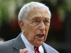 Sen. Frank Lautenberg, D-N.J., is one of the most vocal gun-control advocates in Congress