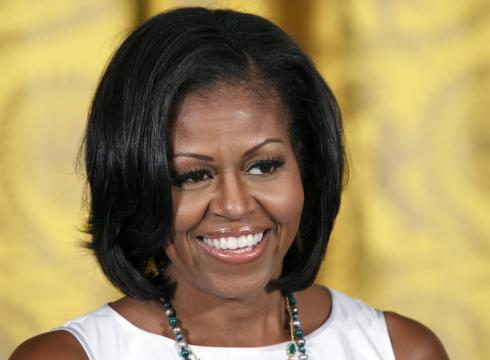 Michelle Obama Childhood Pictures Ap