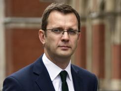 Former News of the World editor and Downing Street communications chief Andy Coulson was among those charged in the phone-hacking scandal.