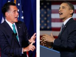 Mitt Romney and President Obama have a few critical opportunities before Election Day to make their best case.