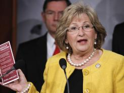 The Congressional Elections PAC has reported spending $45,000 this month on television advertising to oppose Rep. Diane Black, R-Tenn.