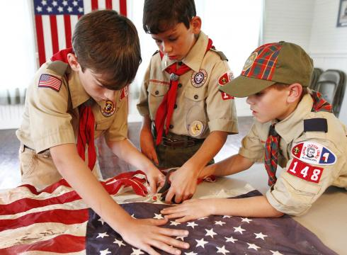 Boy scouts of america our politically unpopular trail usatoday