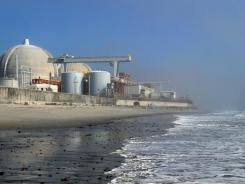 The San Onofre Nuclear Power Plant is located in north San Diego County, Calif.