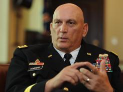 Gen. Ray Odierno talks about his plans for the Army National Guard and Reserve in a post-war era.