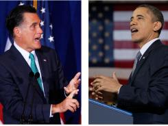 New index determines enthusiasm levels for President Obama and Mitt Romney based on an average 2 million tweets a week that mention the candidates.