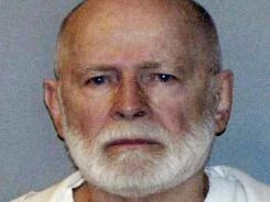 "This June 23, 2011 booking photo shows James ""Whitey"" Bulger, who was captured in Santa Monica, Calif., with his longtime girlfriend Catherine Greig."