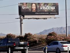 A University of Phoenix billboard in Chandler, Ariz., in 2009.