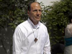 Rev. Alejandro Solalinde, who runs a shelter for migrants in southern Mexico, is being reassigned to parish duties, he said.