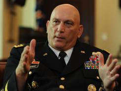 Gen. Ray Odierno, Army chief of staff, told USA TODAY in a recent interview that suicides are now the most common form of death in the Army.