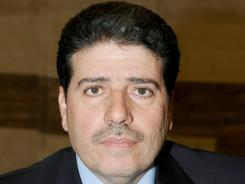 Wael Nader al-Halqi, the former health minister, was appointed as Syria's new prime minister by President Bashar Assad.