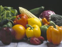 Child care centers that offer fresh fruits and vegetables promote healthy eating habits.