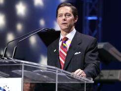 Ralph Reed, chairman of the Faith & Freedom Coalition.