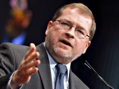 Grover Norquist, president of Americans for Tax Reform.