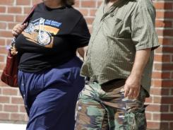 Several states have very high obesity rates, according to new CDC data.