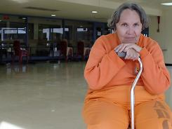 Betty Smithey, the USA's longest-serving female inmate, has been freed in Arizona.