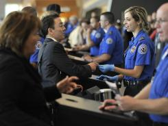 TSA had to talk to 2,217 travelers, on average, to spot one who merited law enforcement attention.