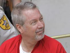 Drew Peterson is shown in this May 8, 2009, file photo.