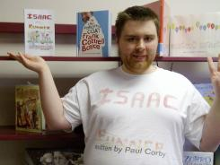 Paul Corby, who has autism, was denied a heart transplant.