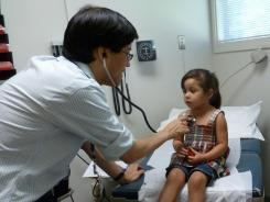 The California Senate is expected this week to consider a bill by pediatrician Richard Pan that would make vaccine waivers contingent on a meeting with a health care professional.