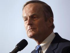 "Rep. Todd Akin, who has said he opposes all abortions, said in the interview if a woman is raped, her body ""has ways to shut that whole thing down."""