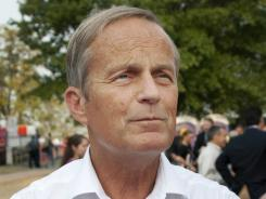 GOP Rep. Todd Akin is under pressure to bow out of Missouri's U.S. Senate race.