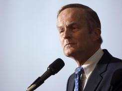 Akin: The Republican vows to stay in the Senate race.