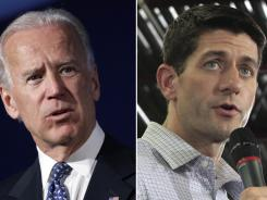 Neither Joe Biden nor Paul Ryan appear to be giving much of a boost to their tickets so far, according to a Pew Research Center phone survey conducted last week.