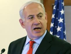"Netanyahu: Time ""running out"" to resolve Iran's nuke dispute."